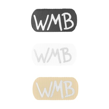WMB Labels - 20 Pack
